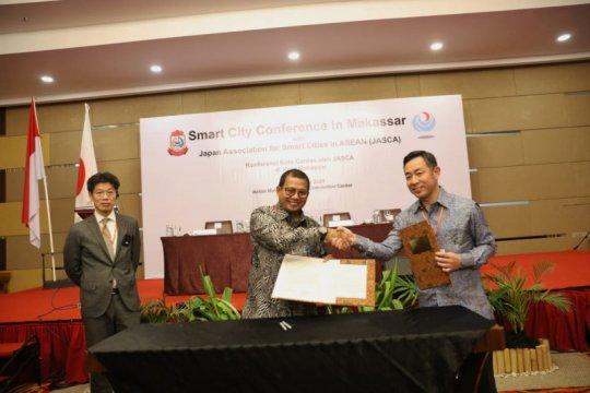 Pemkot gandeng JASCA investasi smart City di Makassar
