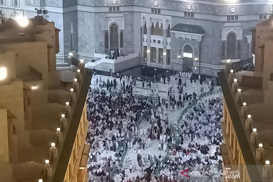 KJRI Jeddah: belum ada putusan resmi soal jemaah tinggalkan Arab Saudi