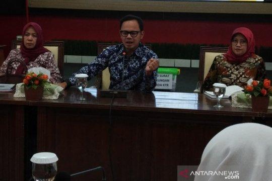 Pelajar Kota Bogor dukung Perda KTR