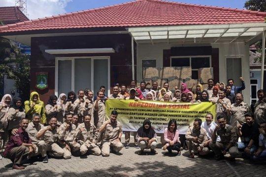50 ribu masker dikirim Pemkab Malang untuk pekerja migran