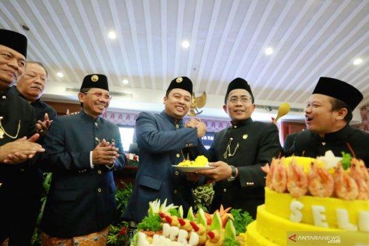 Wali Kota sampaikan capaian dan evaluasi pada HUT Kota Tangerang