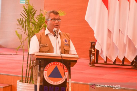BNPB: Terjadi 652 bencana hingga Februari 2020