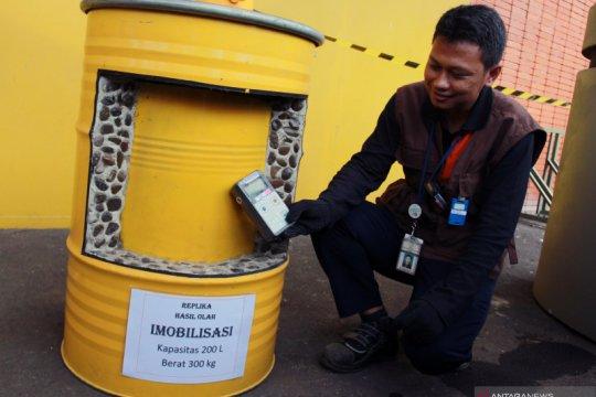 Batan: Pengelompokan limbah radioaktif dilakukan penghasil limbah