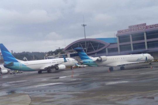 Garuda tunda sementara angkut penumpang dan jamaah umrah
