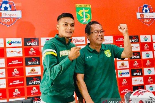 Liga 1: Persebaya vs Persik, Aji Santoso ingatkan pemain tak remehkan lawan (Video)