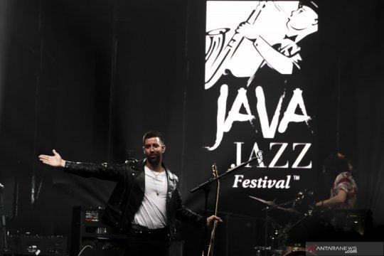 Bruno Major berikan penampilan kejutan di Java Jazz Festival 2020