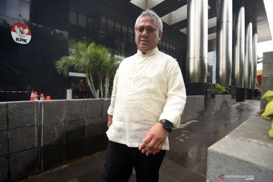 KPK periksa Ketua KPU sebagai saksi