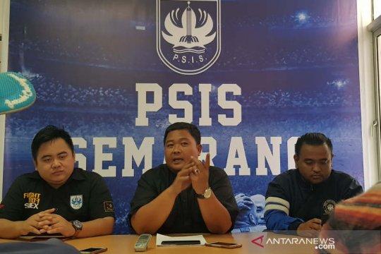 PSIS Semarang belum berencana gelar uji coba