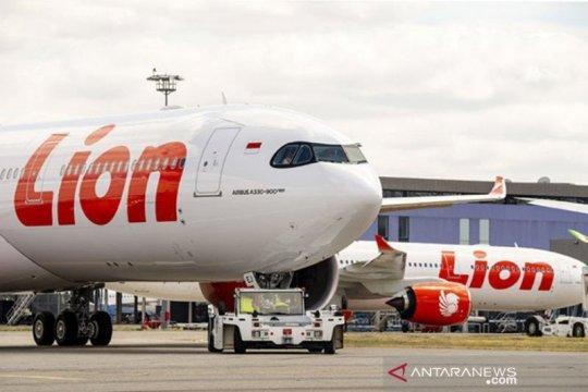 Lion Air jemput 13.000 jamaah umrah kembali ke Indonesia