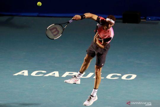 Tenis Meksiko Terbuka: Grigor Dimitrov kalahkan Stan Wawrinka
