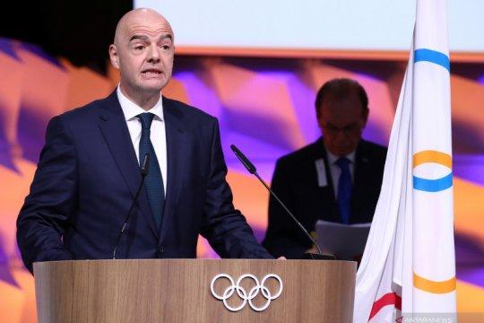 Presiden FIFA: kesehatan pemain lebih penting dibandingkan sepak bola