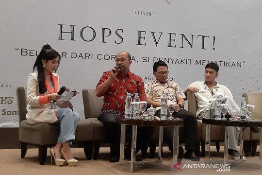 PDEI: Hasil negatif bukti Indonesia belum terjangkit Covid-19