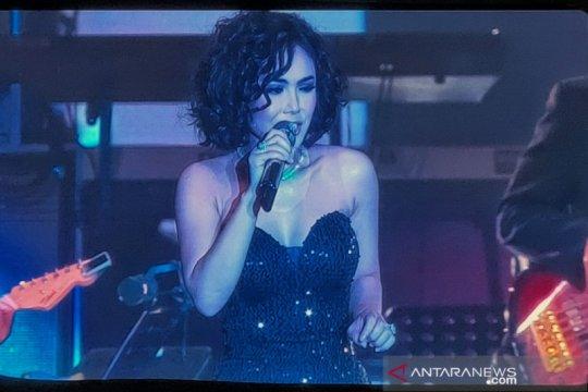 Yuni Shara tampil ngejazz di Java Jazz 2020