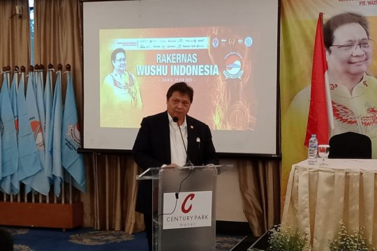 Dampak corona, PB WI urungkan kirim atlet ke luar negeri