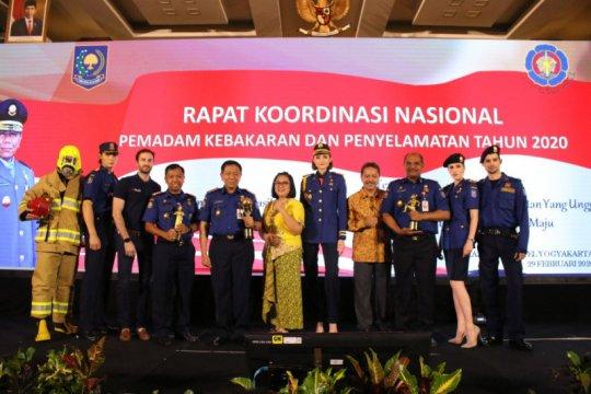 Kemendagri gelar Rakornas Damkar dalam rangka HUT Damkar 101
