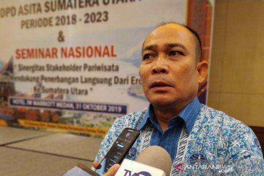 Asita Sumut: Pembatalan wisata luar negeri meningkat