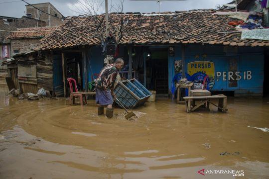 Dampak banjir di Jatinangor dan Rancaekek