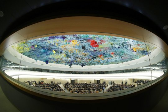 China terpilih sebagai anggota Dewan HAM PBB