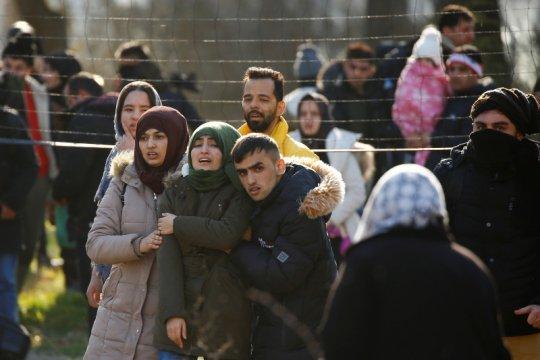 Erdogan minta Putin menyingkir dari Suriah