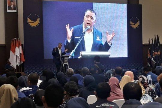 Waketum DPP NasDem batal maju sebagai bakal calon gubernur Sulteng