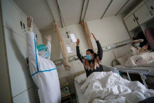 Hotel di China ambruk, 70 orang dikarantina COVID-19 terperangkap