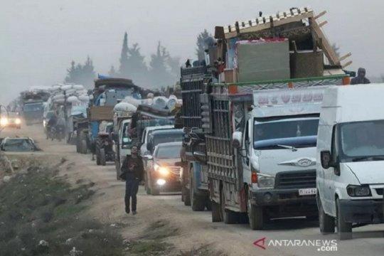 Turki klaim tembak jatuh pesawat perang Suriah