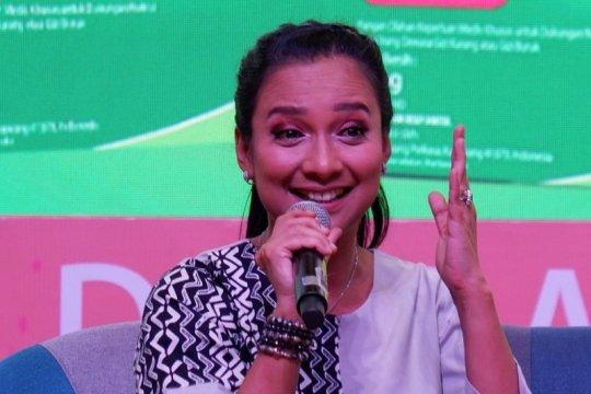 Perjuangan Shahnaz Haque hadapi kanker ovarium