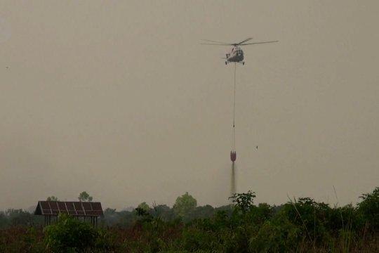 Antisipasi karhutla, tim hujan buatan tiba di Riau pekan depan