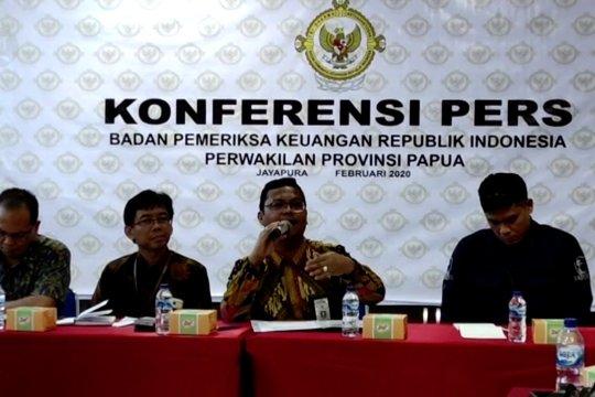 BPK Papua telusuri Dana Otsus yang didepositokan