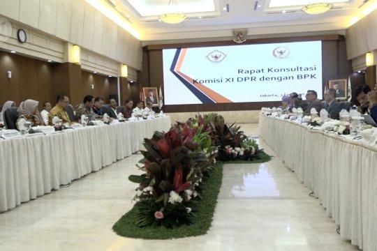 Komisi XI sambangi BPK bahas Jiwasraya