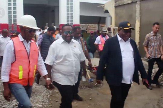 Kementerian PUPR dorong pemulihan Wamena
