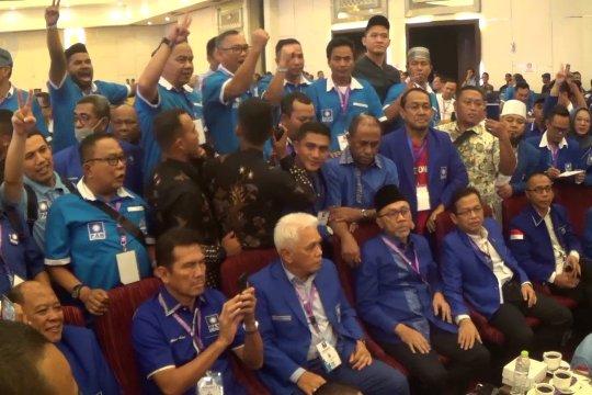 Zulkifli Hasan kembali terpilih jadi ketua umum DPP PAN