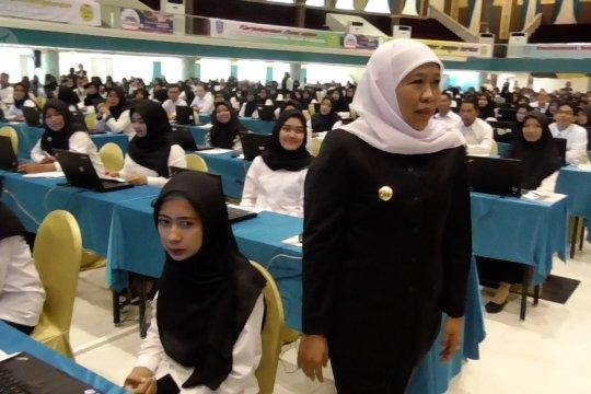 54.600 orang ikuti seleksi CPNS Pemprov Jatim