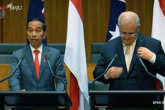 Kerja sama ekonomi komprehensif Indonesia-Australia selesai diratifikasi