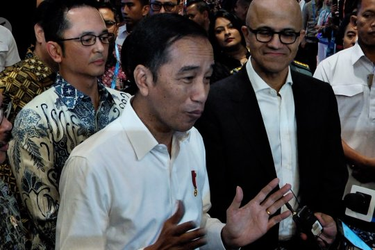 Penangguhan layanan umrah, Jokowi hargai keputusan Arab Saudi