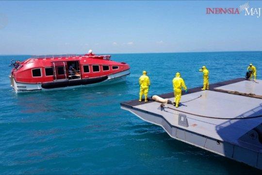 Proses evakuasi WNI dari kapal pesiar World Dream
