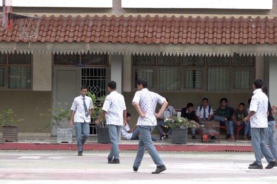 Sosialisasi ke lingkungan sekolah tekan kasus kekerasan anak