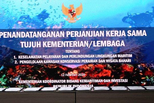7 pihak sepakat lindungi kawasan konservasi laut & wisata bahari