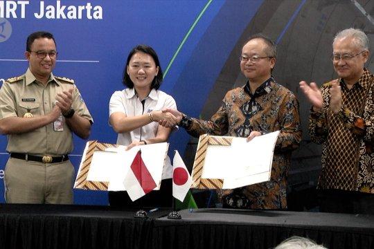 Bangun MRT fase II, Dubes Jepang yakin kemacetan Jakarta akan teratasi