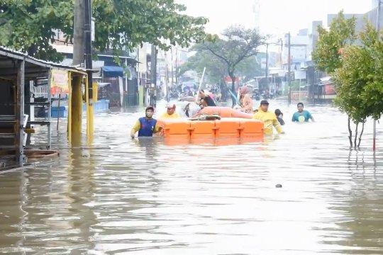 DPRD dorong Pemkot fokus penanganan masalah banjir di Kota Tangerang