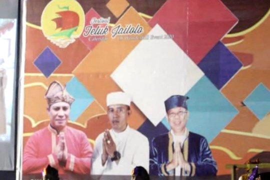 Pre-event Festival Teluk Jailolo ke-12