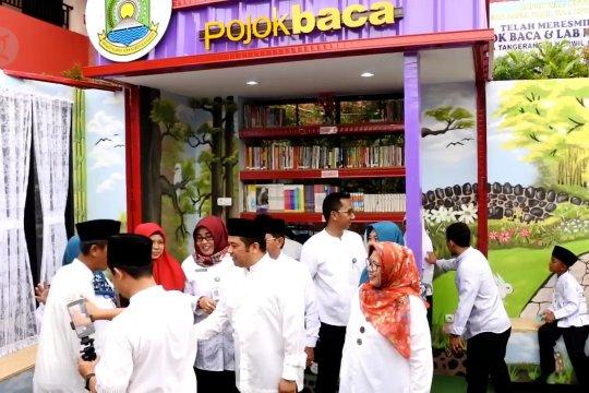 Tingkatkan Minat Baca, Pemkot Tangerang dirikan Pojok Baca