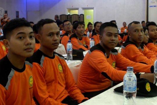 Basarnas latih 100 personel potensi SAR di Sekarkijang