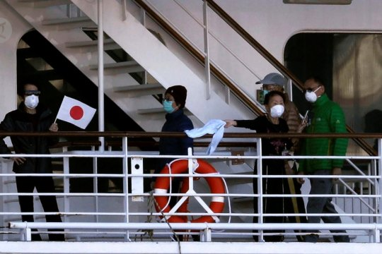 Evakuasi WNI kru Kapal Diamond Princess , perlu kajian mendalam
