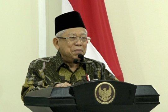 Ma'ruf Amin : Negara butuh khatib yang berkomitmen kebangsaan