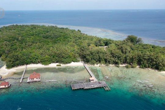 Pulau Sebaru Kecil steril pada Jumat dini hari