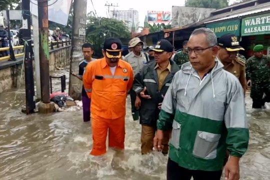 Wakil Wali Kota Tangerang tinjau lokasi banjir di Ciledug