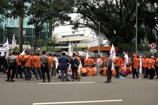 BUMN dengarkan keluhan karyawan Pos Indonesia