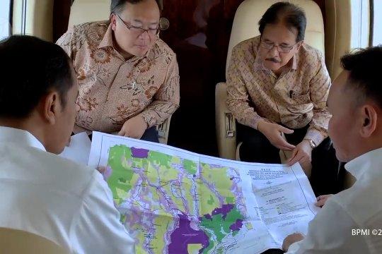 Konsep pembangunan Ibu Kota Baru diminati berbagai negara