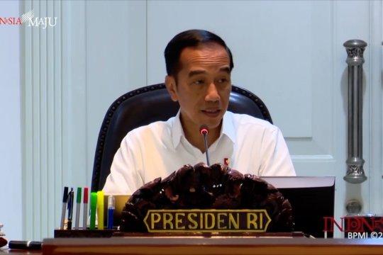 Presiden targetkan kebijakan satu peta selesai pada akhir 2020